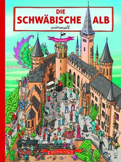 Wimmelbuch Schwäbische Alb