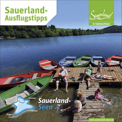Ausflugziele Seen - Booklet