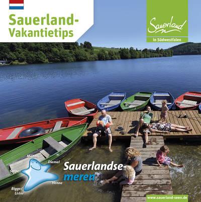 Vakantie tipps - Seen Booklet