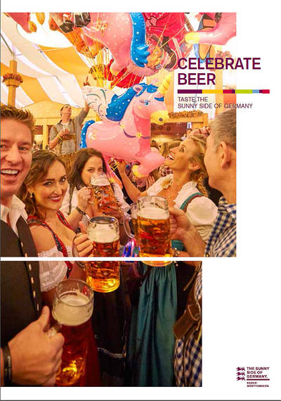 Celebrate Beer - Taste the sunny side of Germany