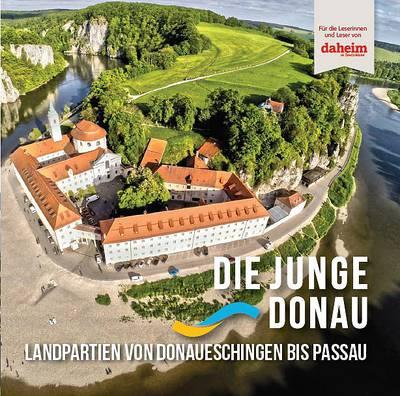 """Pocket Guide \""""Die Junge Donau\"""""""