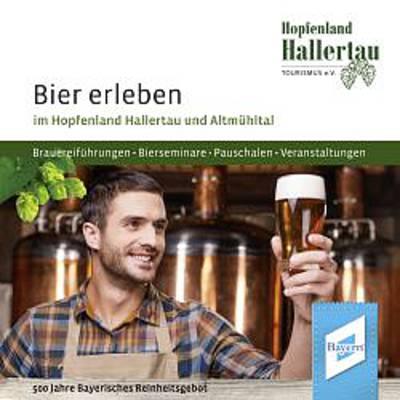 Bier erleben im Hopfenland Hallertau und im Altmühltal