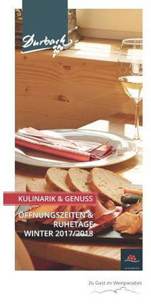 Kulinarik & Genuss