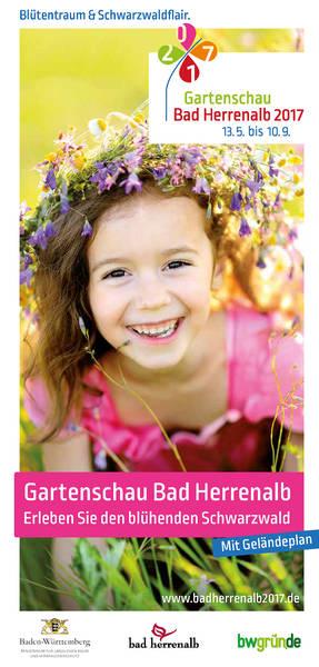 Gartenschau 2017 Bad Herrenalb