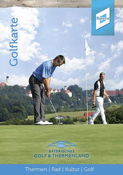 Golfkarte