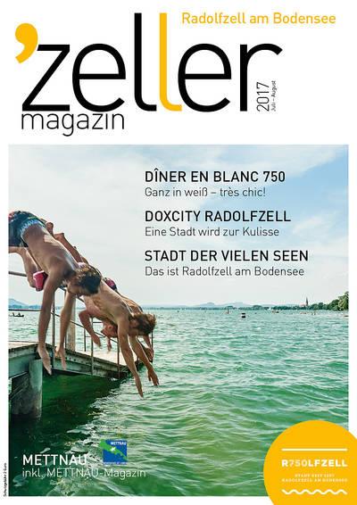 zeller magazin - Ausgabe März/April 2017