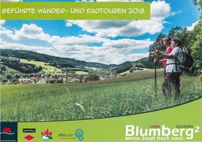 Geführte Wander- und Radtouren in Blumberg 2017