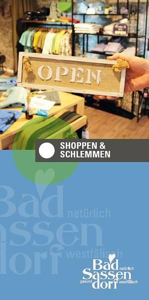 Shoppen und Schlemmen in Bad Sassendorf 2016/2017
