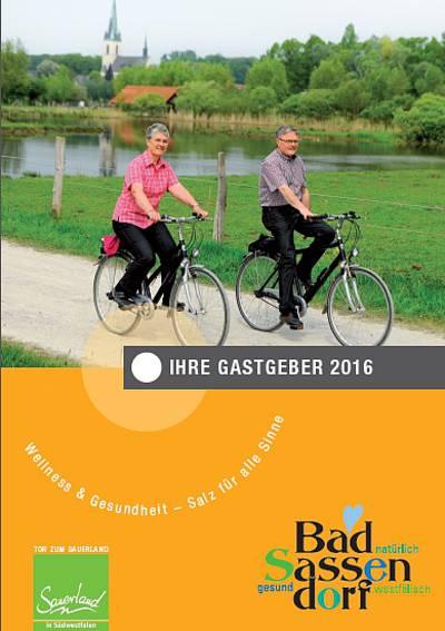 Bad Sassendorf - Ihre Gastgeber 2016