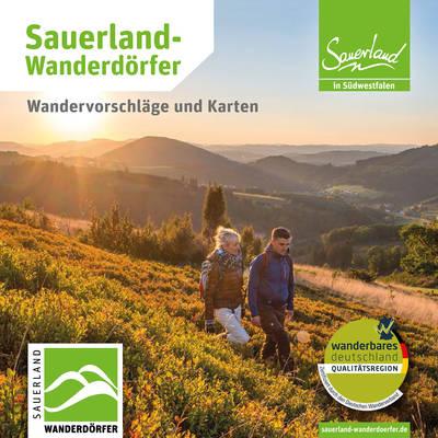 Sauerland-Wanderdörfer Booklet