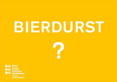 Citycard Biersüden - Bierdurst