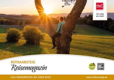 Rothaarsteig - Reisemagazin