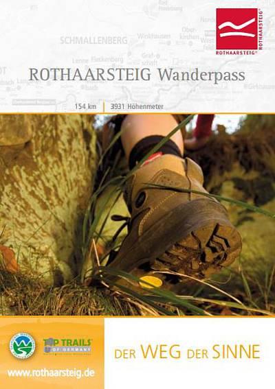 Rothaarsteig - Wanderpass