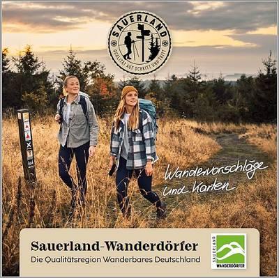 Sauerland-Wanderdörfer Booklet 2016 / 2017