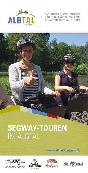 Segway-Touren im Albtal