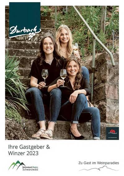 Gastgeber, Gastronomie und Winzer 2017