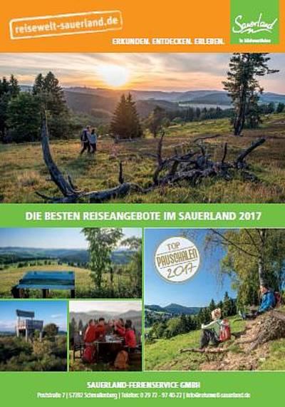 Die besten Reiseangebote im Sauerland 2017