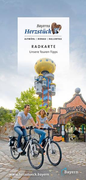 eBike- & Radkarte Landkreis Kelheim