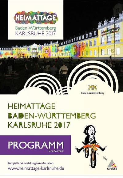 Heimattage Karlsruhe Programm