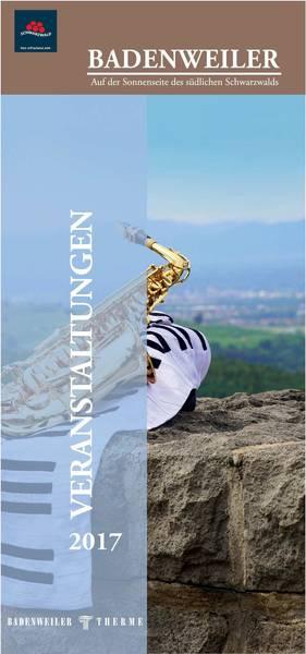 Badenweiler Veranstaltungen 2017