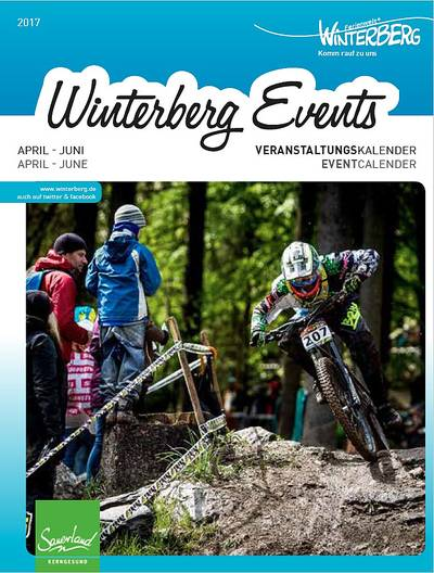 Winterberg Event April - Juni