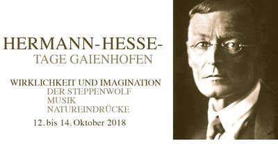 16. Internationales Hermann-Hesse-Kolloquium