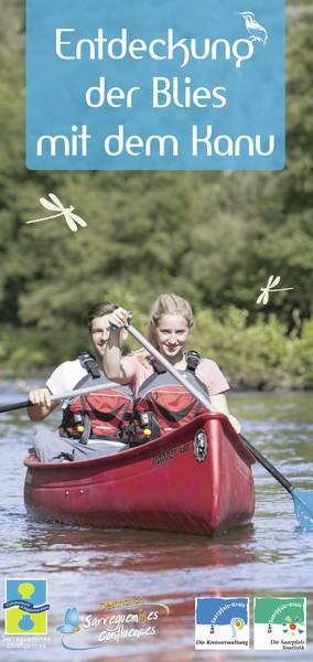 Entdeckung der Blies mit dem Kanu