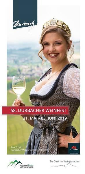 Durbacher Weinfest 2018