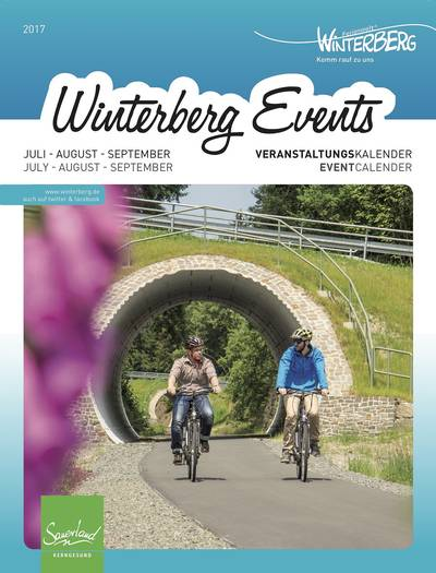 Winterberg Events Juli August September