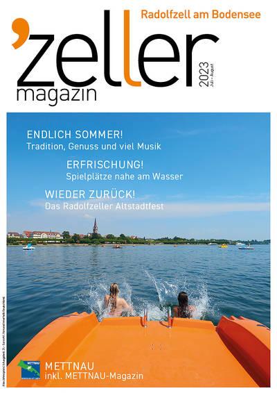 zeller magazin - Ausgabe März/April