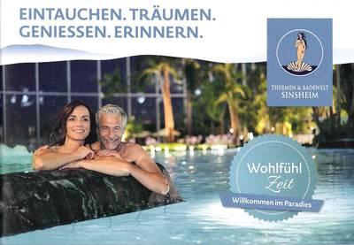 Thermen & Badewelt - Willkommen im Paradies