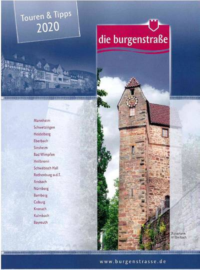 Burgenstraße Magazin