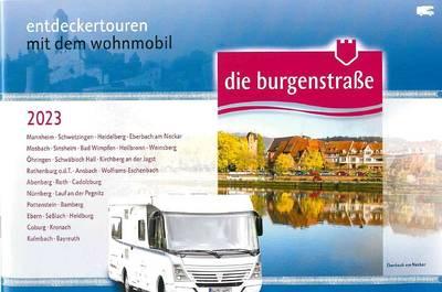 Burgenstraße - Entdeckertouren mit dem Wohnmobil