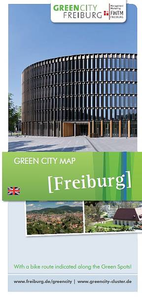 Freiburg Green City Map