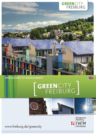 Freiburg Green City brochure