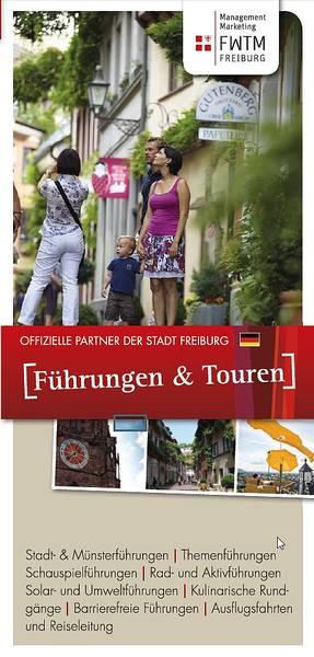 Offizielle Gästeführer Freiburg