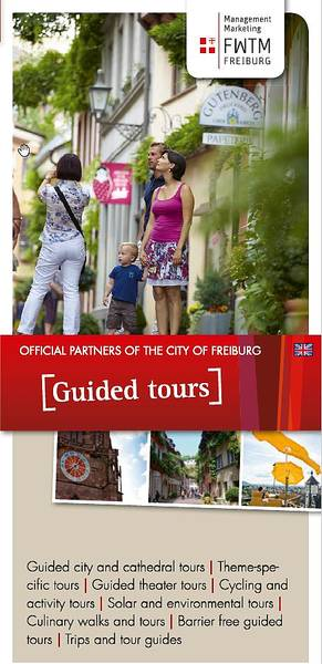 Freiburg Guided city tour companies