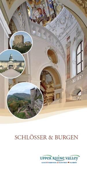 UpperRhineValley Schlösser und Burgen