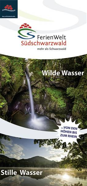 Wilde Wasser - Stille Wasser