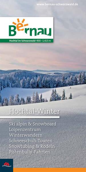Wintersport im Bernauer Hochtal