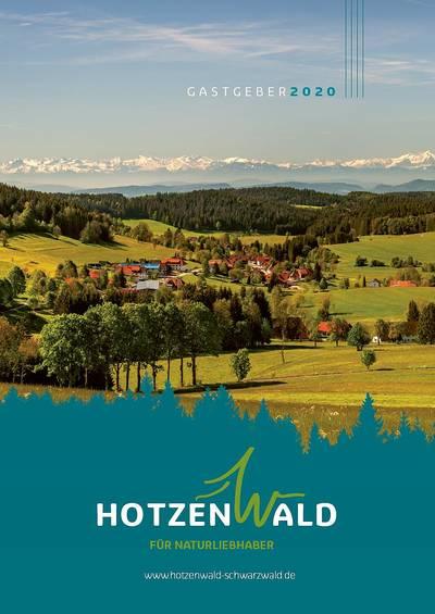 Gastgeberverzeichnis Hotzenwald