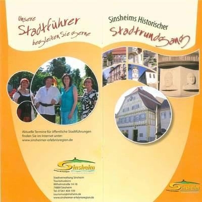 Sinsheims Historischer Stadtrundgang