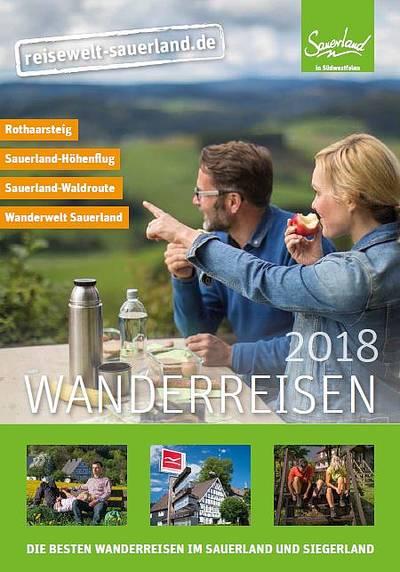 Wanderreisen Sauerland 2018