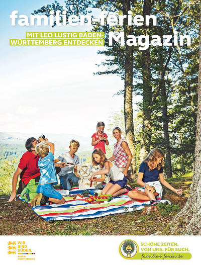 familien-ferien in Baden-Württemberg