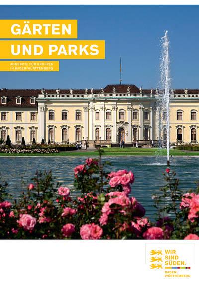 Gärten und Parks – Angebote für Gruppen in Baden-Württemberg