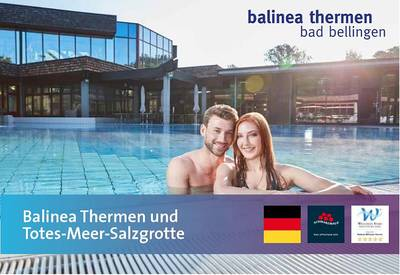 Balinea Thermen- und Wellnesskatalog 2018