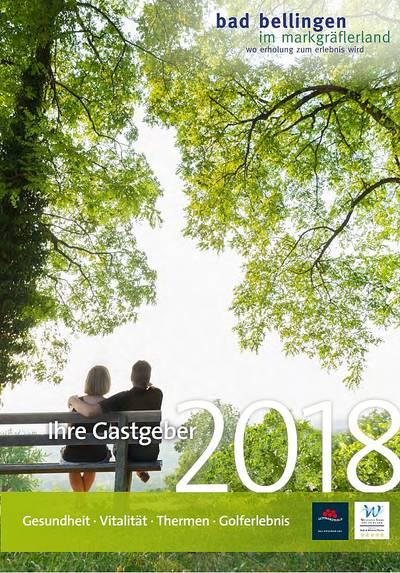 Bad Bellingen Gastgeberverzeichnis 2018