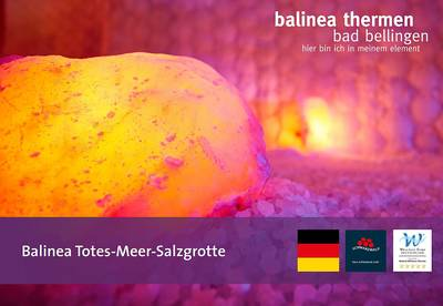 Balinea Totes-Meer-Salzgrotte 2019