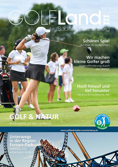 GOLFLand Baden-Württemberg: Schönes Spiel auf 90 Plätzen
