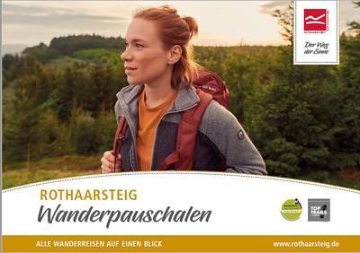 Rothaarsteig Reisemagazin 2019